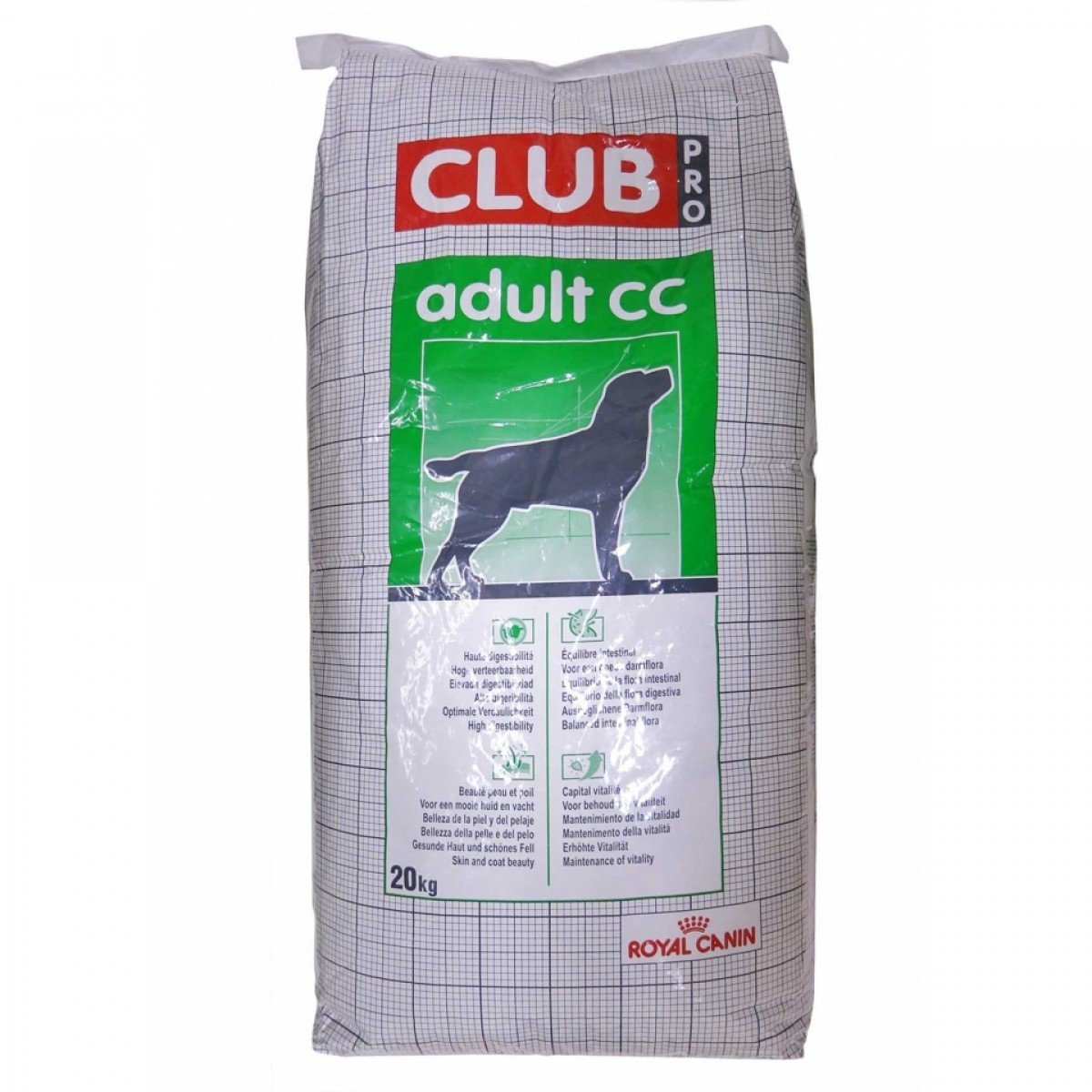 Сухой корм Royal Canin Club Adult CC Pro для рабочих собак